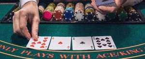 how to play horse poker