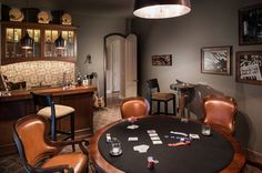 private poker rooms